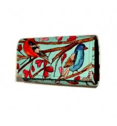 Peněženka Miss Bird 16 cm