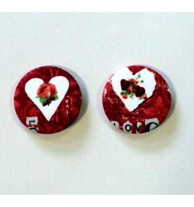 Button zamilovaný