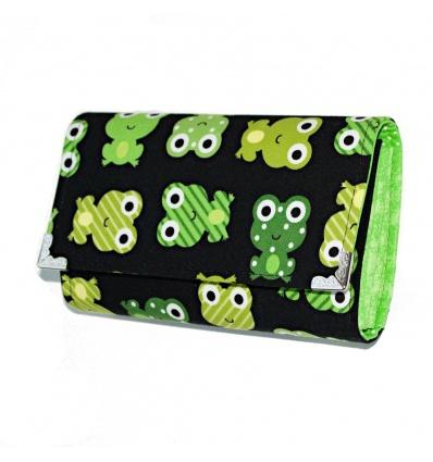Peněženka Frog 16cm