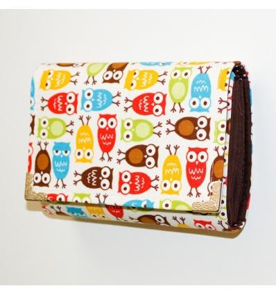 Peněženka Mini Owl 13cm