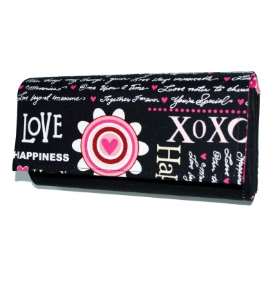 Peněženka Love 19cm