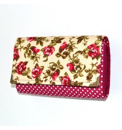 Peněženka Romantická 13cm
