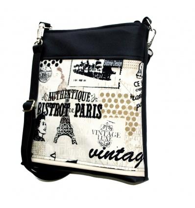 Kabelka Big Teri Paris