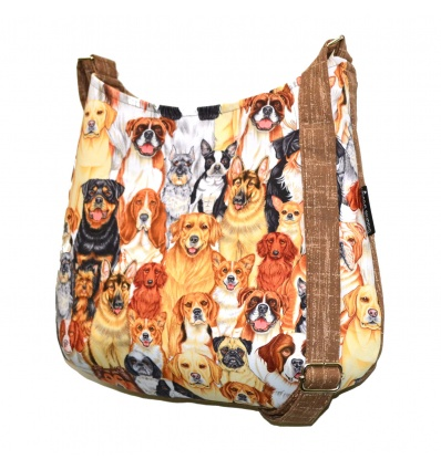 Kabelka Sidi Dogs