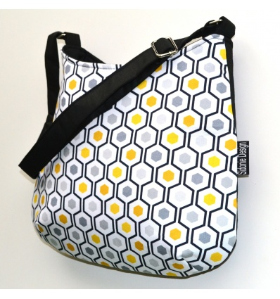 Kabelka Sidi 2 Hexagon