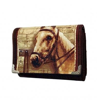 Peněženka Horse 1 13cm