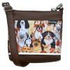 Kabelka Midi Teri Dogs