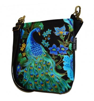 Kabelka Luka Peacock