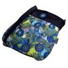 Kabelka Tess 2 Modrý květ