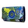 Peněženka Modrý květ 13cm