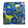 Peněženka Modrý květ 19cm