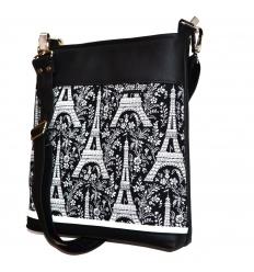 Kabelka Big Teri Z Paris BW