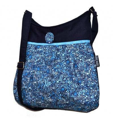 Kabelka Iris Buble blue
