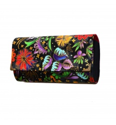 Peněženka Floral 19cm