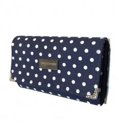 peněženka Dot blue