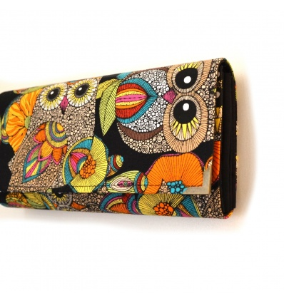 Peněženka Miss Owlet 19cm