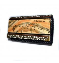 Peněženka Miss Music 4 16 cm